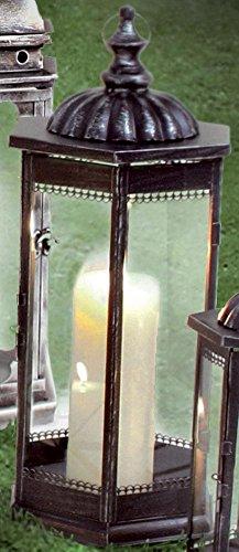 Unbekannt Laterne ANTIK-Silber