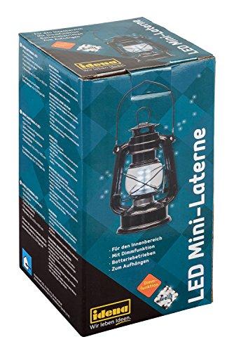 LED Mini Laterne ca 10 x 10 x 19 cm