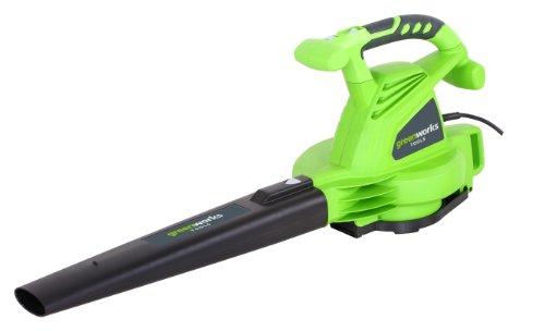 Greenworks Elektrisches Laubbläser 2800W - 24077