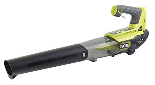 Ryobi Laubbläser 18V Variable Drehzahlregelung Jet-Turbinen-Ventilator ohne Akku und Ladegerät – OBL18JB