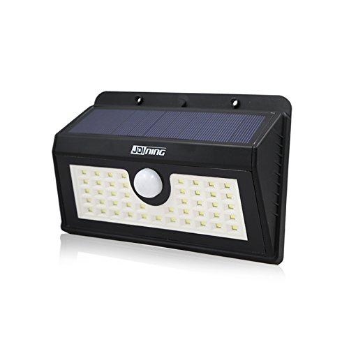 Joining 45 LED LED Leuchte Solar Bewegungsmelder Energiesparende Solarleuchten Wasserdichte für Garten Terrasse Durchgang Beleuchtung