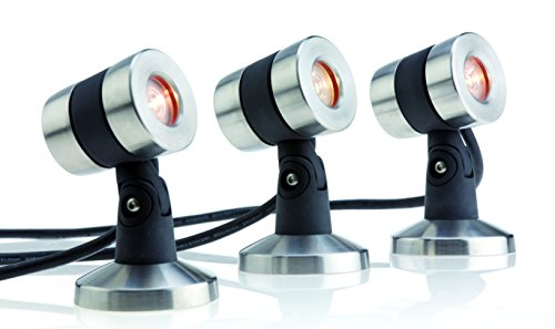 Oase Unterwasserbeleuchtung LunAqua Maxi LED Set 3