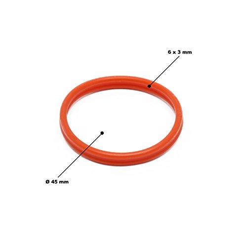 SunSun Ersatzteil CUV-218 UVC Teichklärer 18 W O-Ring 3 Dichtung
