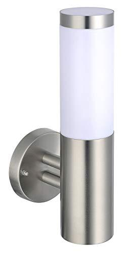 Außenleuchten Wandleuchten Sockelleuchten Wegelampen Peters-Living Bewegungsmelder Sensor Edelstahl Treffen Sie Ihre Auswahl Wandleuchte