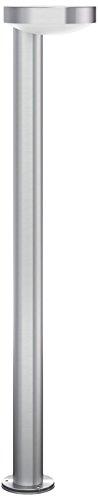 Philips myGarden LED Wegeleuchte Cockatoo 800lm Edelstahl Gartenleuchte Außenleuchte