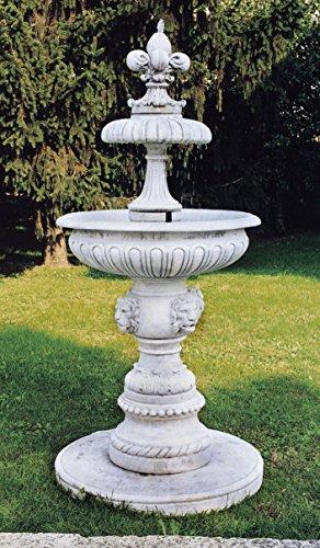 pompidu-living Springbrunnen Linda H 215 Farbe Terracotta