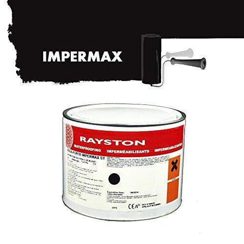 Impermax ST - flüssige Teichfolie - schwarz 25kg