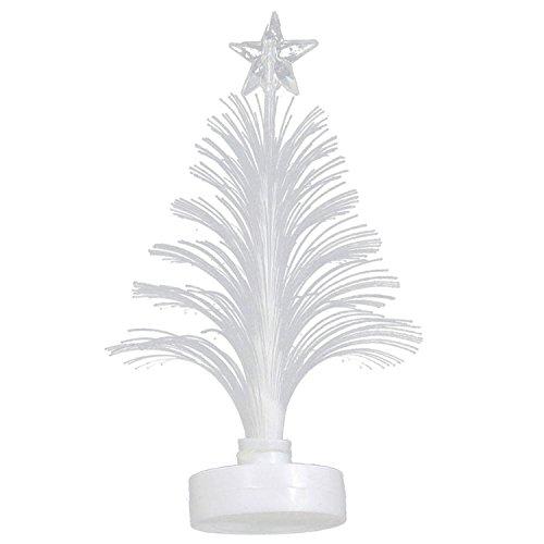 amiubo Folowe LED Nachtlicht Weihnachtsbaum Party Home Schreibtisch Dekoration Bunte L Tisch- Nachttischlampen