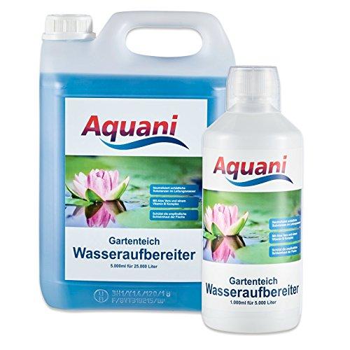 Aquani Wasseraufbereiter Gartenteich 1000 ml