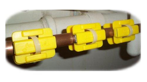 Magnet-Wasseraufbereiter zum Entfernen von Kalkablagerungen 3 Stück