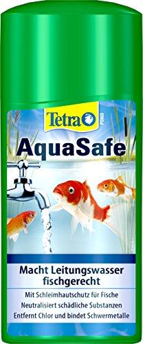 Tetra Pond AquaSafe Qualität-Teichwasseraufbereiter für fischgerechtes und naturnahes Teichwasser 500 ml Flasche
