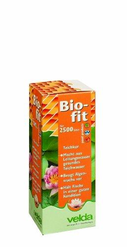 Velda 120181 Wasseraufbereiter Frühjahrskur für Teiche Biofit Teichkur 250 ml