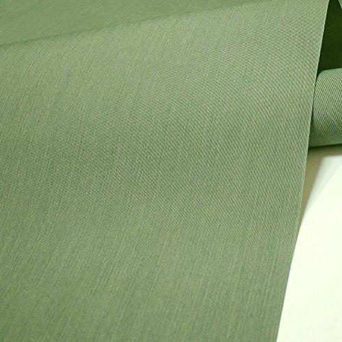 TOLKO Sonnenschutz Markisen-Stoffe als Meterware Zum Nähen mit UV-Schutz 50  Wasserdicht Extra Langlebig - Ohne Ausbleichen Grün-Blau-Meliert