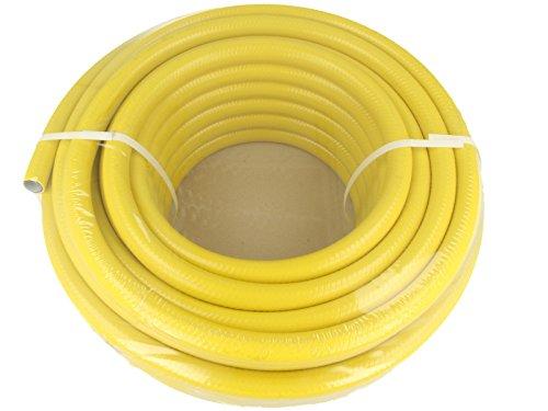 SUNTOS Qualitäts-Wasserschlauch Gartenschlauch 1 Zoll Innen-Ø 25 mm x 50 m Länge knickfest und verwindungsfrei UV-beständig