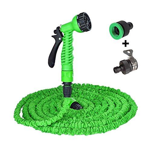 Demarkt flexibler Gartenschlauch flexiSchlauch 50FT 15 m grün x 50FT