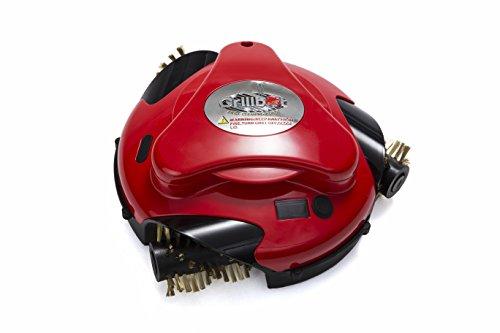Grillbot Grillreinigungsroboter Rot