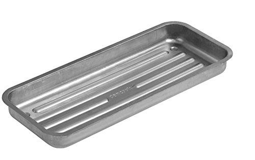 Dancook 120 132 - Kohleschale passt zu Dancook 7400 7500 5300 5600 und 5000 Grills Aluminium-Stahl