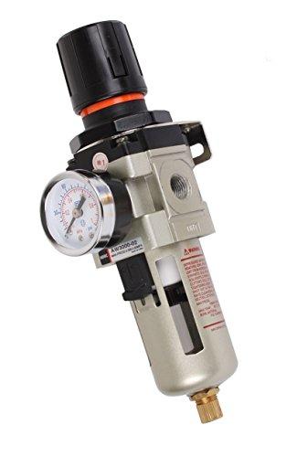 WELDINGER Druckregler ECO 14 Wartungseinheit Wasserabscheider ohne Kupplungen