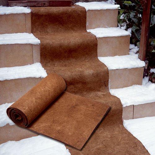 Magic-Mat die Wintermatte rutschfest für Gehwege Treppen Terrassen Balkone