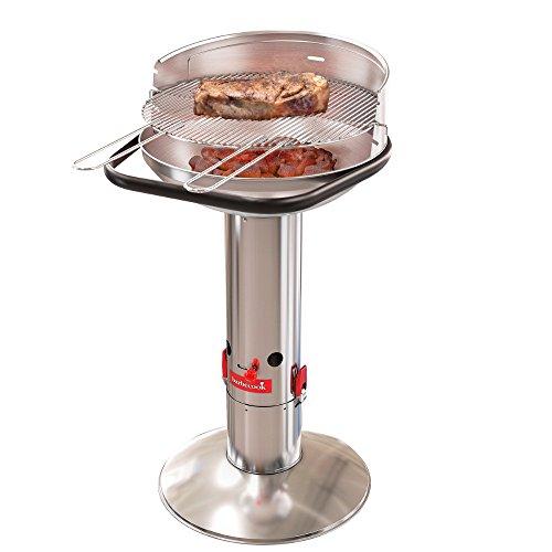 Barbecook Holzkohlegrill Loewy 50 SST grau 516 x 60 x 9824 cm 2234512000