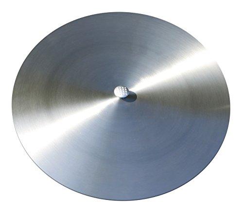 Edelstahl Deckl Ø 60 cm RICON für unsere Feuerstellen und Grills
