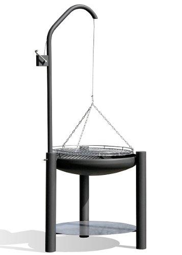 Holzkohlegrill Ø 50 cm RICON deutsche Herstellung