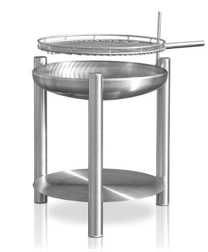 ricon Edelstahl Grill Ø 70 cm deutsche Herstellung