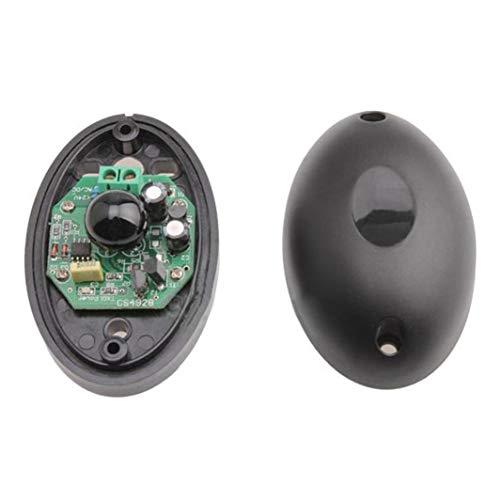 AB0-20 einzelner Infrarotstrahl-Sensor 20M warnt photoelektrischer Infrarotdetektor für Tor-Tür-Fenster-Haustür-Sicherheitssystem