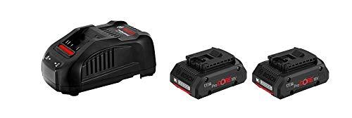 Bosch Professional Akku-Starter-Set 1600A016GF 2 x 18 V ProCORE 40 Ah  GAL 1880 CV