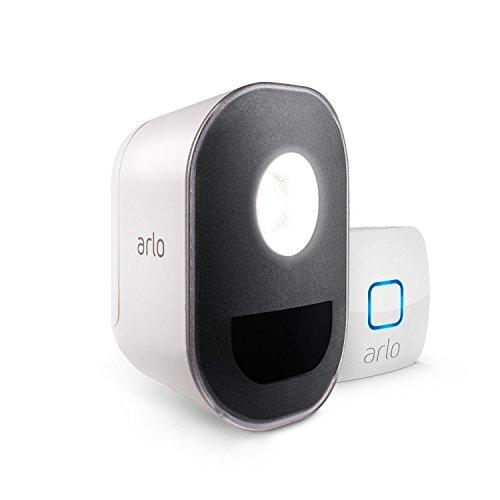 Arlo Smart Home Security Light Set Kabellos Wetterfest IndoorOurdoor Bewegungsmelder Mehrfarbige LED weiß ALS1101-100PES