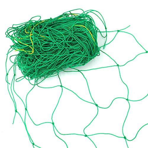 36 x 18 m Ranknetz Rankhilfe Pflanzennetz Stütznetz Gartennetz für Kletterpflanzen
