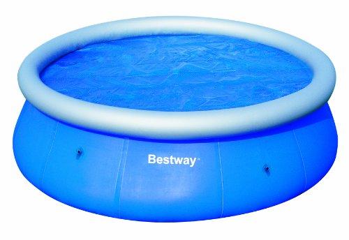 Bestway Solarabdeckplane Ø321 cm für Fast Set Pool Ø366 cm