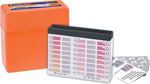 Pool-id Pooltester orange 112 x 11 x 45 cm PT100