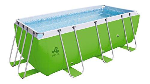 Jilong Pool Pool Schwimmbecken Pool Pool Pool grün 400 x 200 x 99 cm