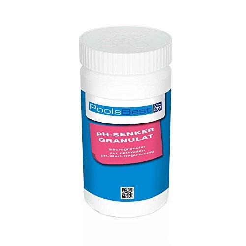 15 Kg - PoolsBest pH-Senker Granulat