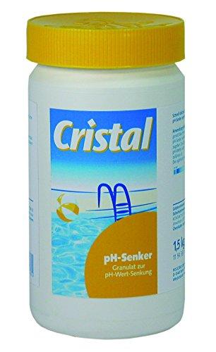 Cristal 1194381 pH-Senker 15 kg