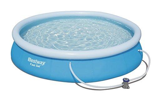 Bestway Fast Set Pool Set rund blau 366 x 76 cm