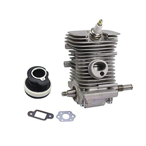 D DOLITY Zylinderset passend für STIHL MS180 MS170 018 MS 180 170 Benzin Kettensäge Teile einfach zu instalieren hohe Qualität