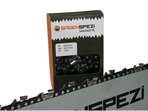 Sägenspezi Halbmeißel Kette Sägekette 11mm 44TG 30cm 38PM passend für Stihl 017 MS170