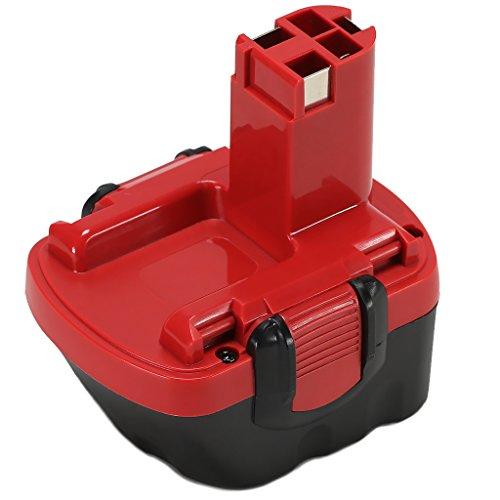 POWERAXIS für Bosch Akku 12V 30Ah Ni-MH Ersatzakku für Bosch BAT043 2607335261 GSR 12-2 BAT045 BAT046 BAT049 BAT120 GSB 12VE-2 PAG 12V PSB 12VE-2 PSR 12VE-2 2607335273 2607335274 2607335692