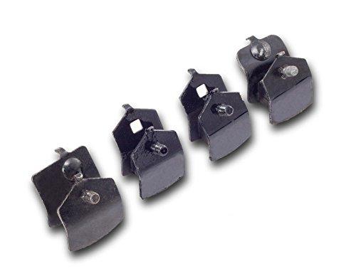 4x Motoraufhängung Aggregat Stromerzeuger Generator Stromaggregat