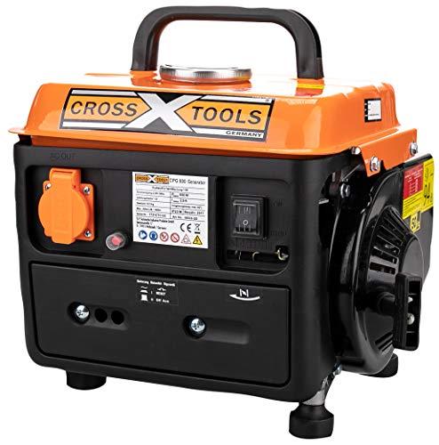 Cross Tools 68030 CPG 800 Benzin Stromerzeuger Stromaggregat Generator 15 kW