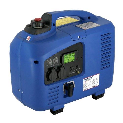 DENQBAR 22 kW Inverter Stromerzeuger Notstromaggregat Stromaggregat Digitaler Generator benzinbetrieben DQ2200