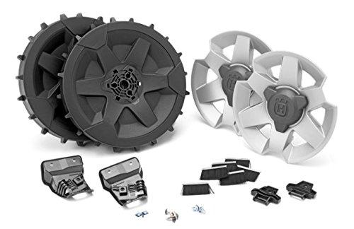 Original Husqvarna Offroad-Kit 420430X450X inkl Bürsten für alle Automower Mähroboter