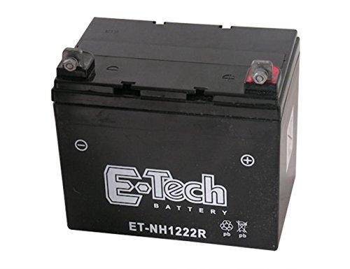 Batterie 28A passend Husqvarna CT131 Rasentraktoren bis 20 PS
