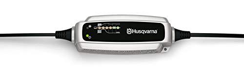 Ladegerät Husqvarna BC 0812 V - Erhaltungsladegerät für Rasentraktoren Schneefräsen ua
