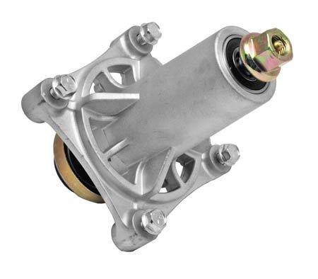 Rasenmäher Rasentraktor Messerspindel Messerhalter Spindel kompatibel McCulloch Husqvarna AYP Electrolux Vergleichs-Nr 5321872-92 187292
