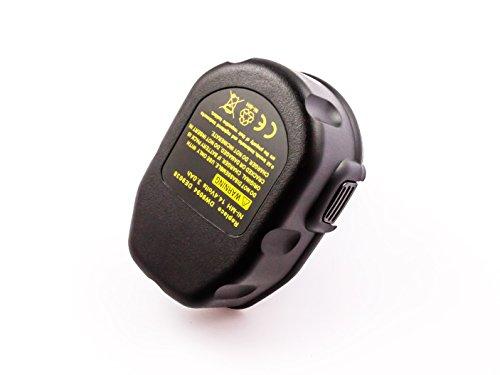 AccuPower Akku passend für Dewalt DW9092 9091 9038 144V P326CH