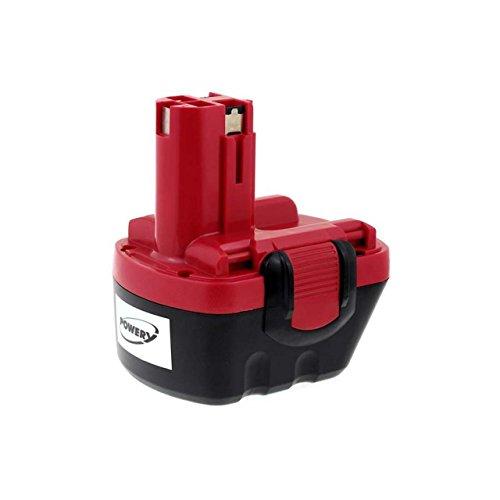 Akku für Bosch Bohrschrauber PSR 12VE-2 NiMH O-Pack 1500mAh 12V NiMH
