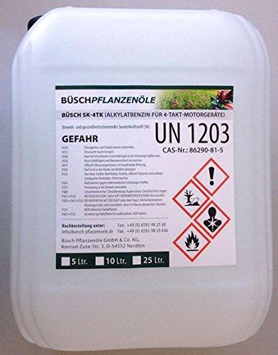 BÜSCH SK-4TK Alkylatbenzin für 4-Takt-Motorgeräte - 4Takt-Alkylatbenzin - 25 Liter